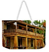 The Old Boarding House Weekender Tote Bag by Marty Koch