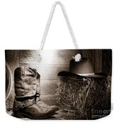 The Old Boots Weekender Tote Bag