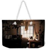 The Old Camp Kitchen Weekender Tote Bag