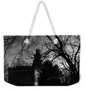 The Old Castle Weekender Tote Bag