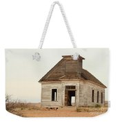 The Old Church In Town Weekender Tote Bag
