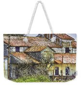 The Old Cotton Barn Weekender Tote Bag by Barry Jones