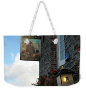The Old Custom House Weekender Tote Bag