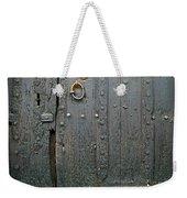 The Old Door Weekender Tote Bag by France  Art