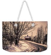 The Old Farm Down The Road Weekender Tote Bag