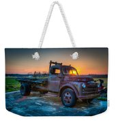 The Old Farm Hand Weekender Tote Bag