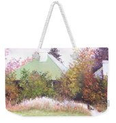 The Old Farm House Weekender Tote Bag
