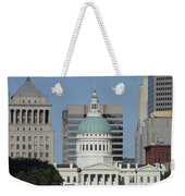The Old Federal Courthouse St Louis Weekender Tote Bag