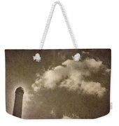 The Old Fireplace And Its Cloud Weekender Tote Bag