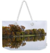The Old Fishing Hole  Weekender Tote Bag