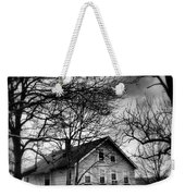 The Old House Down The Street Weekender Tote Bag