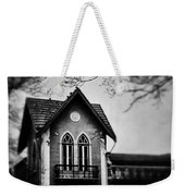 The Old House Weekender Tote Bag by Marco Oliveira