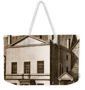 The Old House Of Lords Weekender Tote Bag