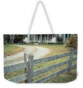 The Old House On The Hill  Weekender Tote Bag