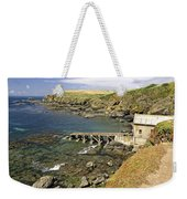 The Old Lizard Lifeboat Station Weekender Tote Bag