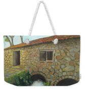 The Old Mill In Dubrovnik Weekender Tote Bag