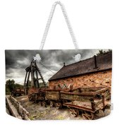 The Old Mine Weekender Tote Bag by Adrian Evans