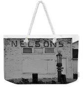 The Old Nelsons Station Weekender Tote Bag