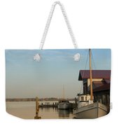 The Old Point - St Michaels  Weekender Tote Bag