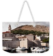 The Old Port Under The Ramparts Weekender Tote Bag