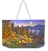 The Old Resting Place Weekender Tote Bag
