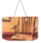 The Old Rocker Weekender Tote Bag