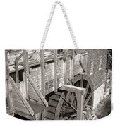 The Old Saw Mill Weekender Tote Bag