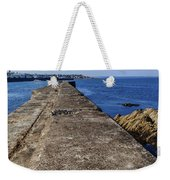 The Old Shipyard Pier Weekender Tote Bag