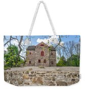 The Old Sone Barn At The Highlands Weekender Tote Bag