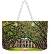 The Old South Weekender Tote Bag by Steve Harrington