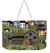 The Old Stone Convent Weekender Tote Bag