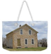 The Old Stone House Weekender Tote Bag