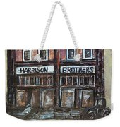 The Old Store Weekender Tote Bag