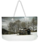 The Old Sugar Shack Weekender Tote Bag by Edward Fielding