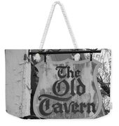 The Old Tavern Weekender Tote Bag