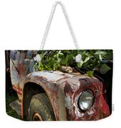 The Old Truck Weekender Tote Bag