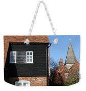 The Old Water Mill Bosham Weekender Tote Bag