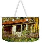 The Old Well House Weekender Tote Bag