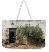 The Old Women And The Goats Weekender Tote Bag