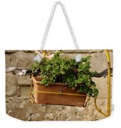 The Old Yellow Well Weekender Tote Bag