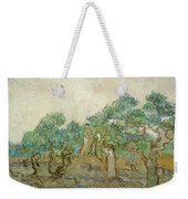 The Olive Orchard Weekender Tote Bag