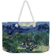 The Olive Trees Weekender Tote Bag