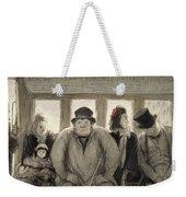 The Omnibus Weekender Tote Bag