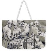 The Operation Theatre, 1966 Weekender Tote Bag
