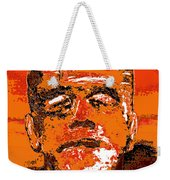 The Orange Monster Weekender Tote Bag