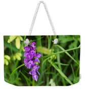 The Orchid And The Grasshopper  Weekender Tote Bag