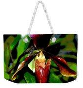 The Orchid Room Weekender Tote Bag