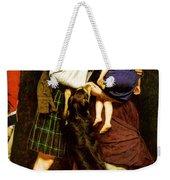 The Order Of Release Weekender Tote Bag