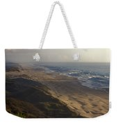 The Oregon Coastline Weekender Tote Bag
