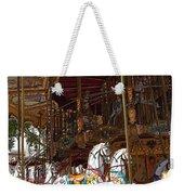 The Original French Carousel Weekender Tote Bag
